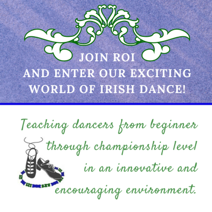Join Rhythm of Ireland
