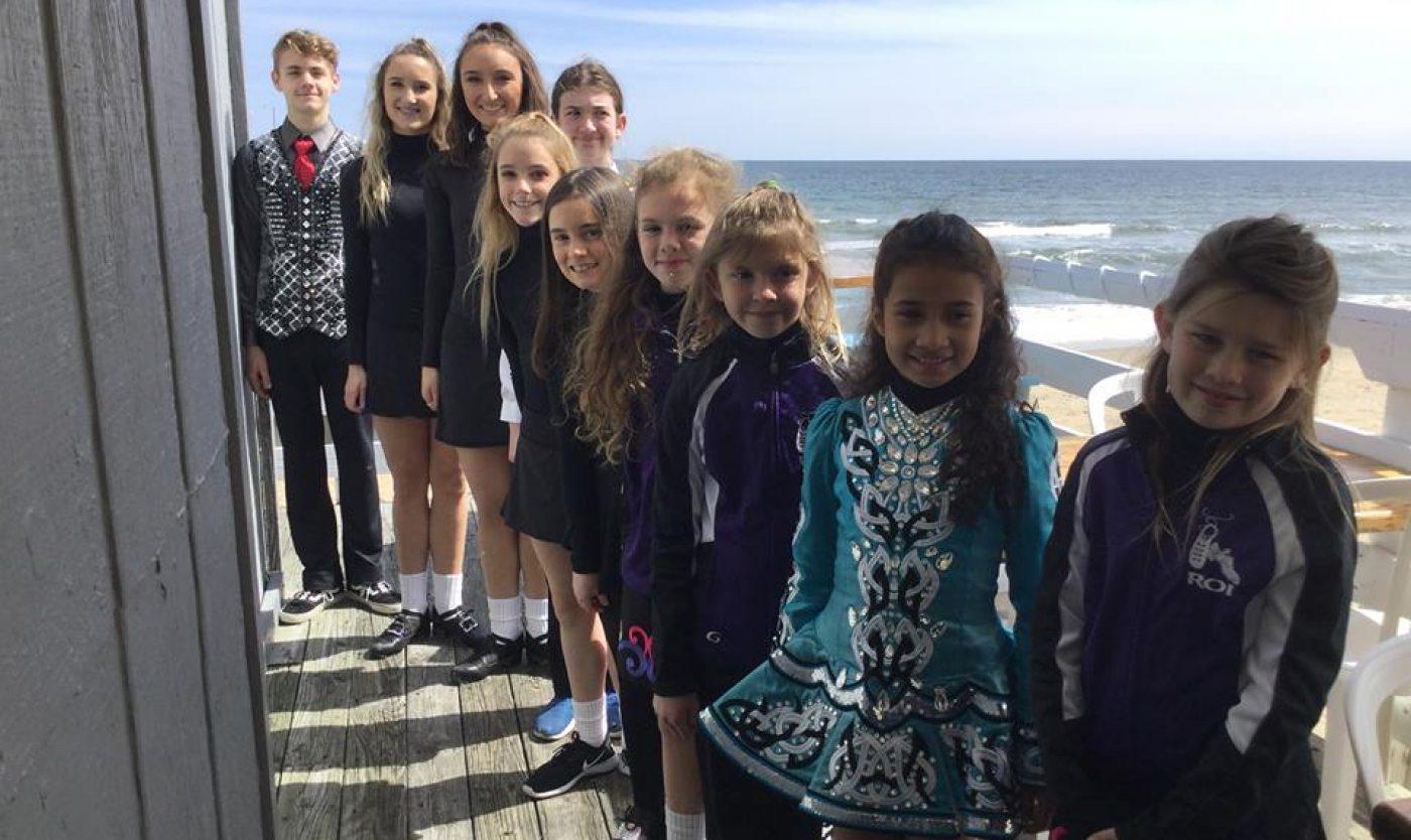 Welcome to the Rhythm of Ireland School of Irish Dance